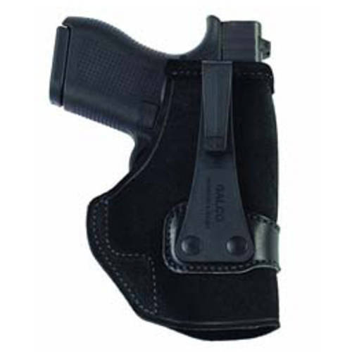 Galco Tuck-N-Go Inside the Pant Holster, Fits Springfield XDS, Right Hand, Black Leather by Galco