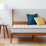 """Rest Haven 7"""" Durable Tempered Coil Innerspring Mattress, Full"""