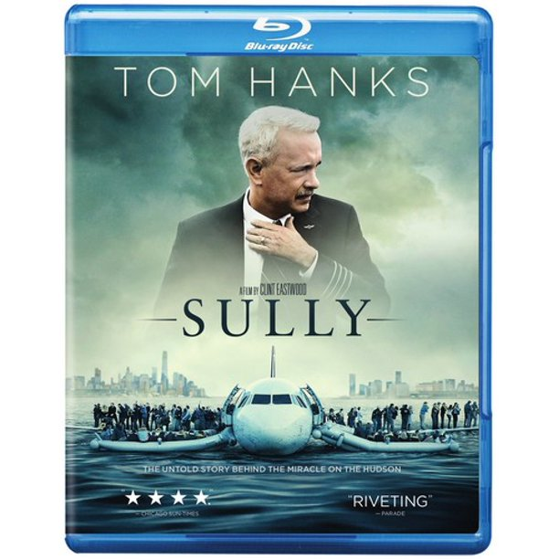 Sully (Blu-ray + DVD)
