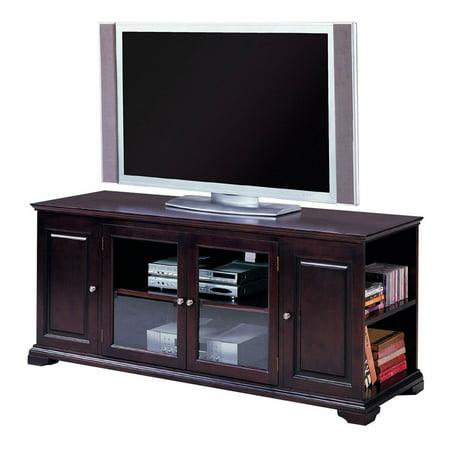 Ore International Harris 62 In  Tv Stand   Espresso