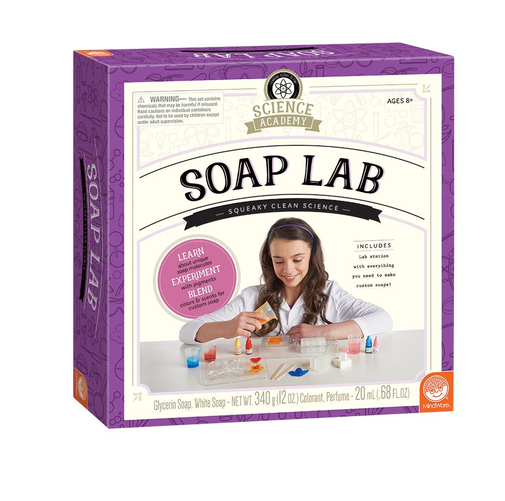 Science Academy Soap Lab (Other)