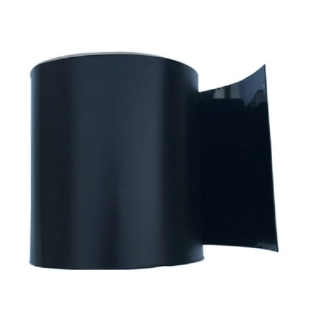 Patch & Shield Power Tape Black - All Weather Patch Tape | Stretchy Sealing Tape for Roofing, Waterproof Tape for Pipes | Patch Holes & Cracks | Butyl Tape 4 x 59 (Best Tape For Wood)