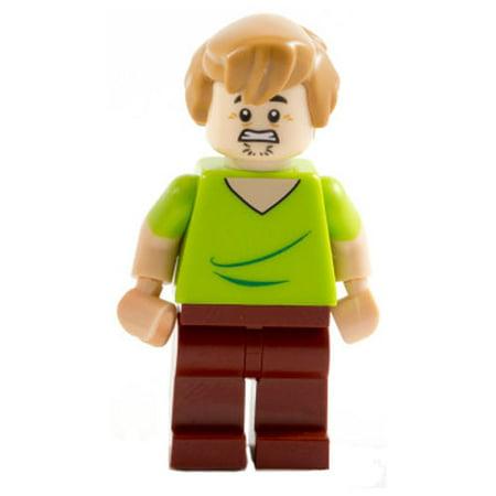 LEGO Minifigure - Scooby-Doo - SHAGGY - Lego Halloween Scooby Doo
