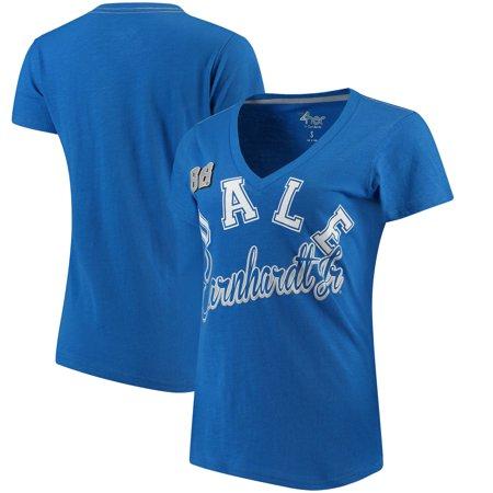 Sport Dale Earnhardt Jr Cover (Dale Earnhardt Jr. G-III Sports by Carl Banks Women's Homefield Slub V-Neck T-Shirt -)