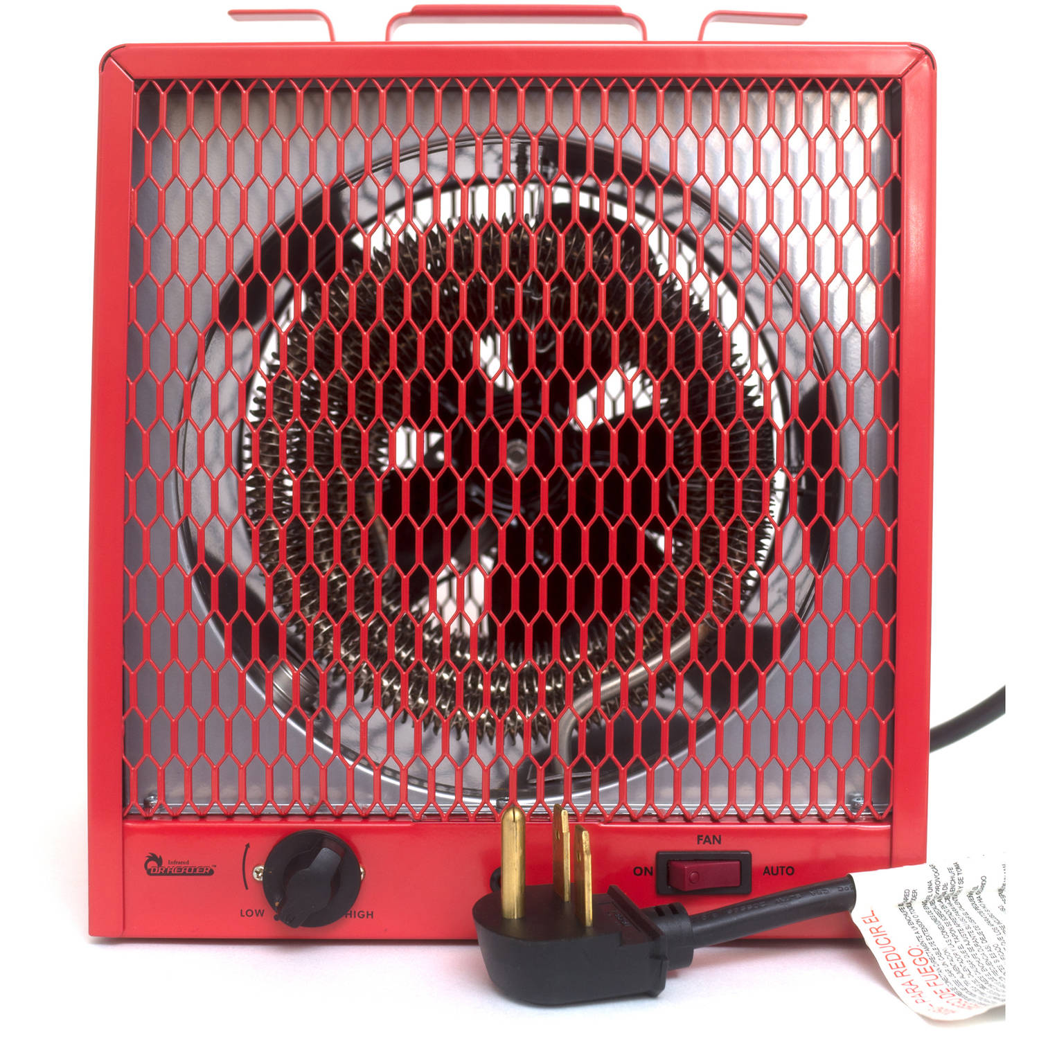 Dr. Infrared Heater DR-988 5600W Portable Industrial Heater
