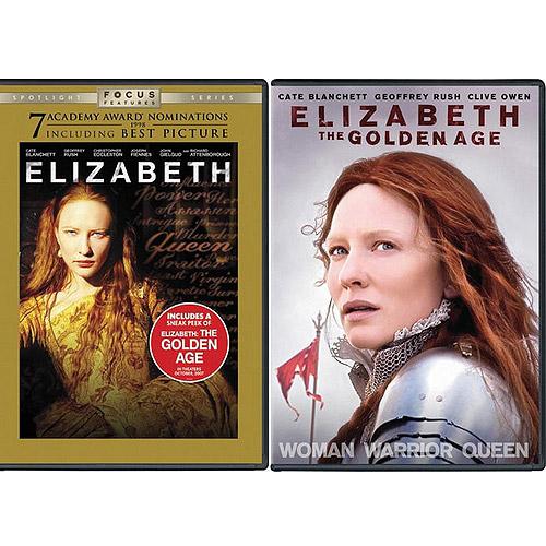 Elizabeth / Elizabeth: The Golden Age (Widescreen)