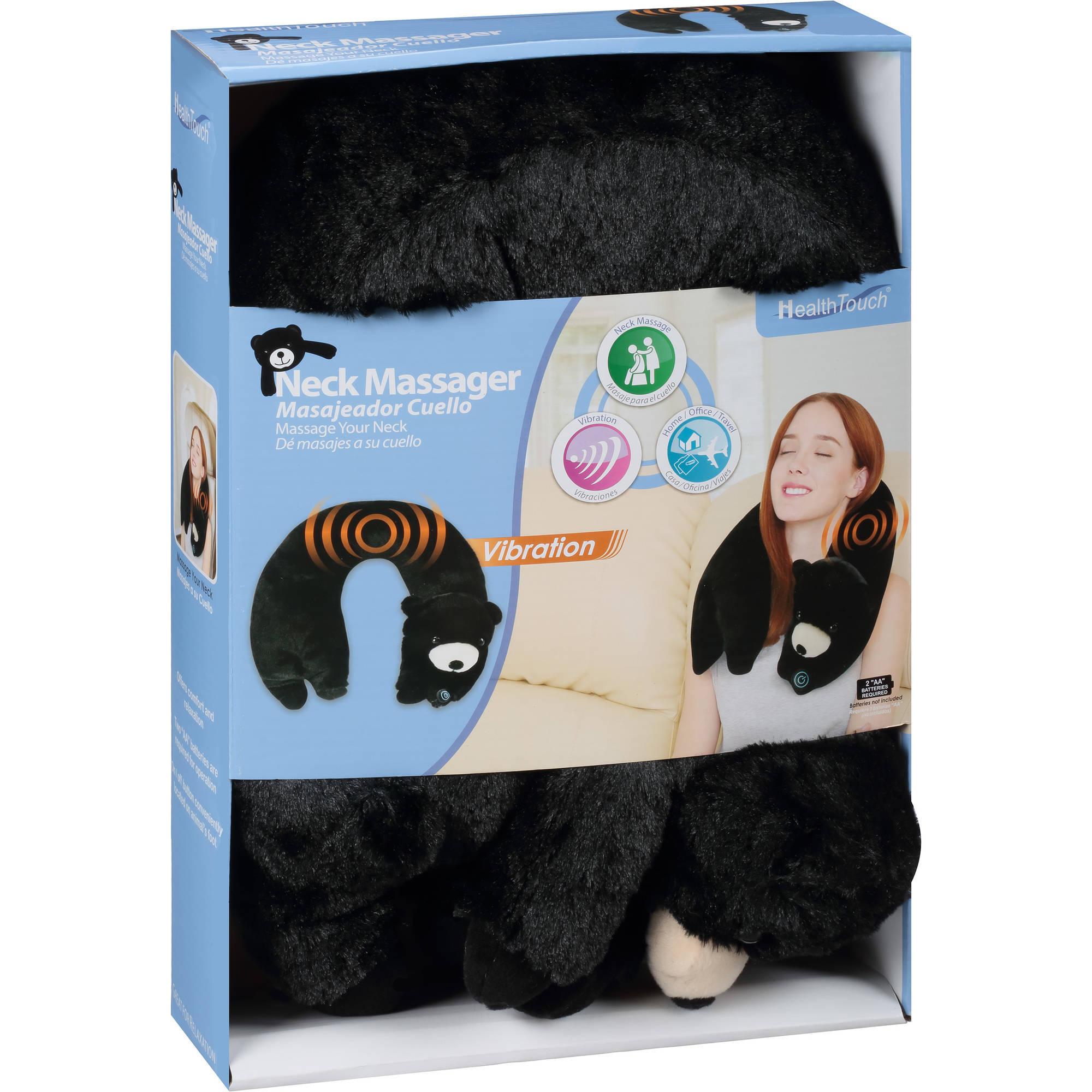 Health Touch Bear Neck Massager