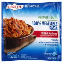Pinnacle Foods Birds Eye Steamfresh Veggie Made Pasta, 10 oz