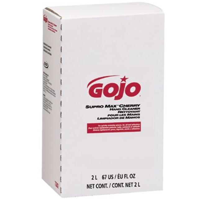 Gojo 315-7582-02 5000Ml Gojo Supro Max Cherry Hand Cleaner