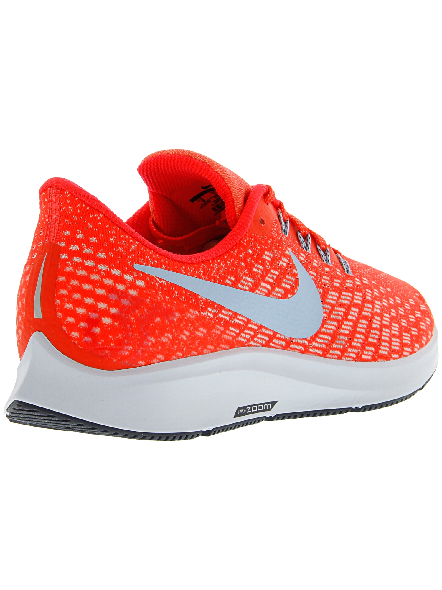 cb4d30ba82b4 Nike - Nike Men s Air Zoom Pegasus 35 Bright Crimson   Ice Blue - Sail  Ankle-High Mesh Running Shoe 10.5M - Walmart.com