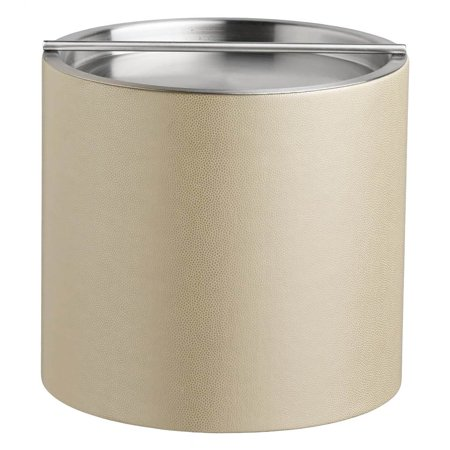 Kraftware Bath and Home Zappa Ice Bucket with Stainless Steel Lid