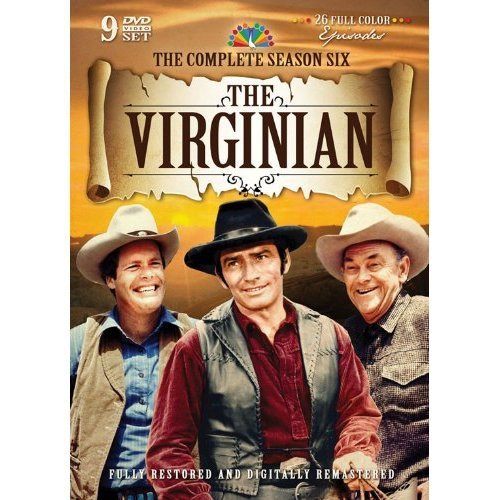 The Virginian: The Complete Season Six