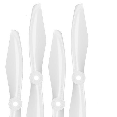 Master Airscrew/windsor Propeller 6 x 4.5 RS-FPV Racing Propeller Set W (4), MASRS6045W