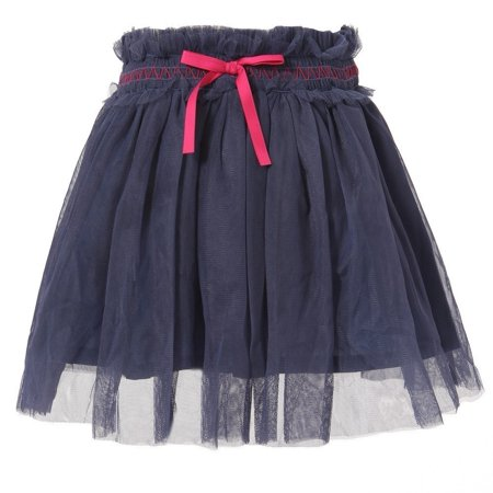 Richie House Little Girls Purple Pink Accents Tulle Skirt 2