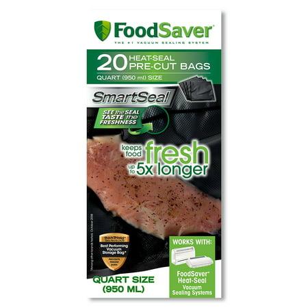 FoodSaver Freezer Bag - Grab Bag Saber