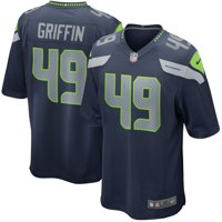 5c6e9c587ca Product Image Shaquem Griffin Seattle Seahawks Nike Game Jersey - Navy