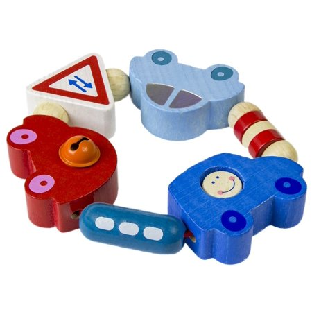 Toot-Toot Clutching Toy (Made in Germany)..., By HABA Ship from US