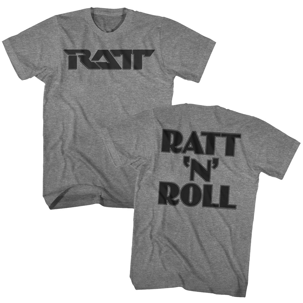 Ratt Roll/'N/'Ratt White Youth T-Shirt