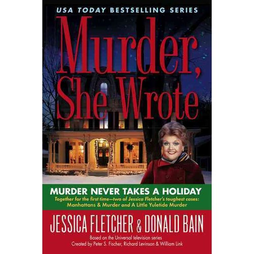Murder Never Takes a Holiday: Manhattans & Murder and a Little Yuletide Murder