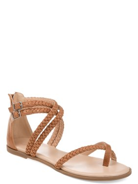 4058bddcc Brown Womens Sandals - Walmart.com