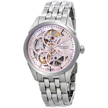 Jazzmaster Viewmatic Automatic Ladies Watch H32405171 ()