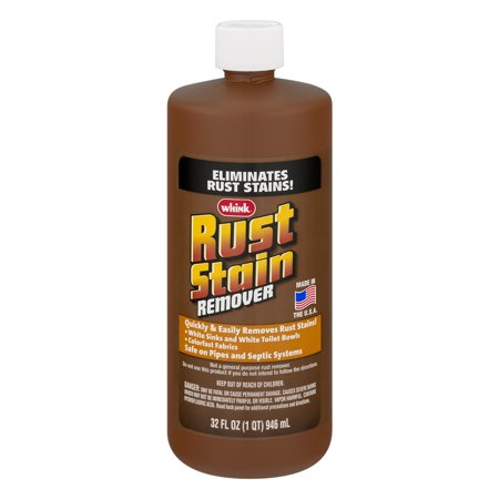 32 Ounce Mildew Remover (Whink Rust Stain Remover, 32)