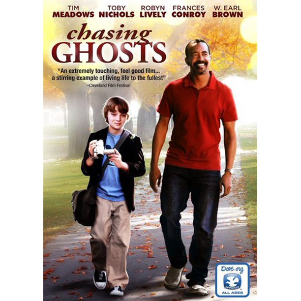 Chasing Ghosts (DVD)