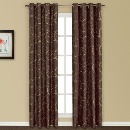 United Curtain Sinclair Curtain Panel