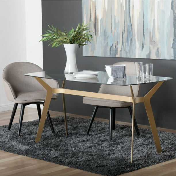 "Studio Designs Home Archtech 60"" Modern Dining Table/Desk"