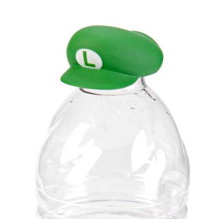 (New Super Mario Bros. 2 Bottle Cap Collection - Luigi)