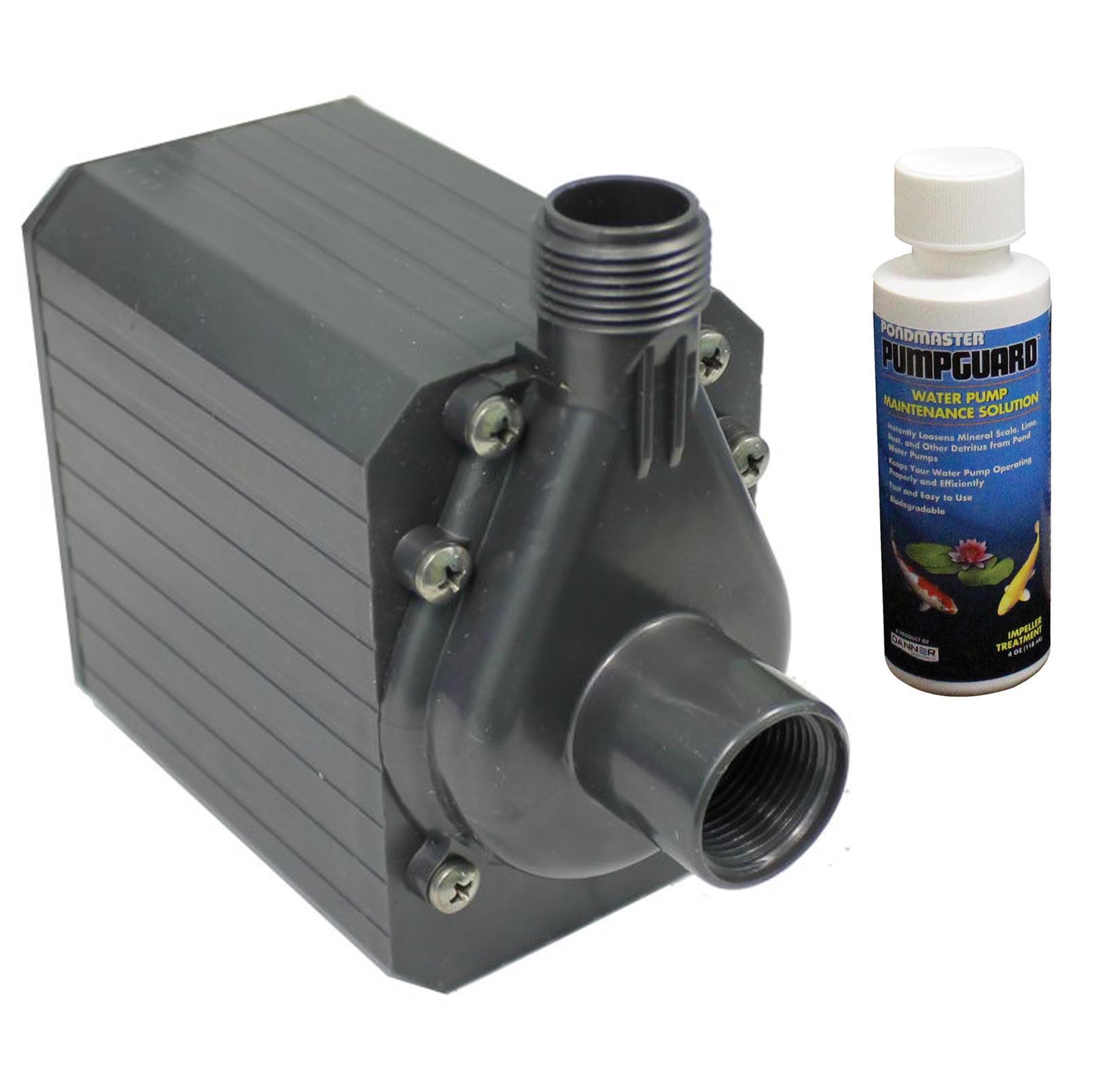 PONDMASTER PM-18 Supreme 1800 GPH Mag Drive Pond Water Pu...