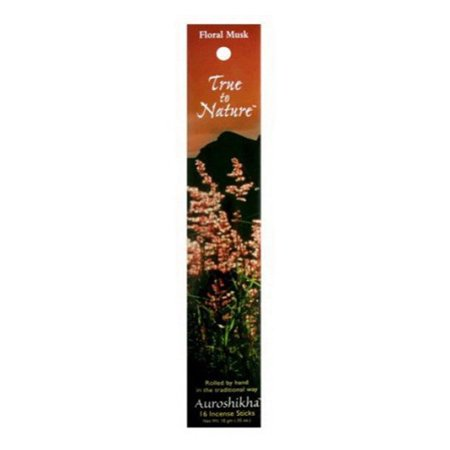 Auroshikha True To Nature Krishna Musk Incense Sticks - 10 Gm