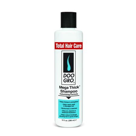 DOO GRO Mega Thick Growth Shampoo, 10 oz