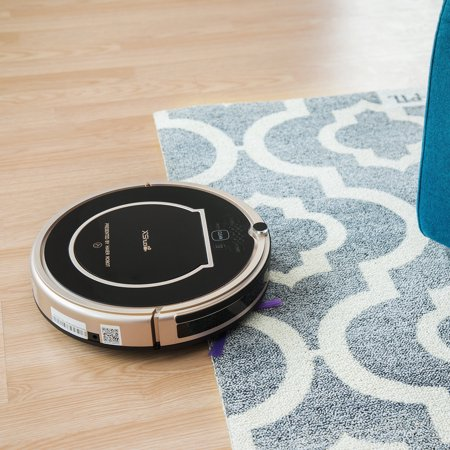 Haier Xshuai T370 Robot Vacuum Cleaner With Alexa Voice Control 1500Pa Powerful Suction Sweeping Mopping Machine For Wooden Floor  Ceramic Tile  Marble  Painted Hardened Floor