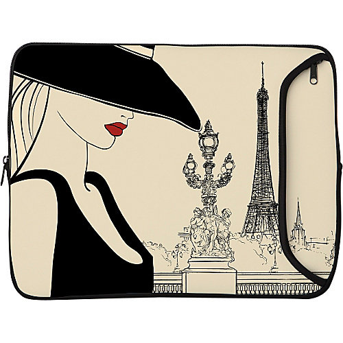 "Designer Sleeves 17"" Designer Laptop Sleeve"