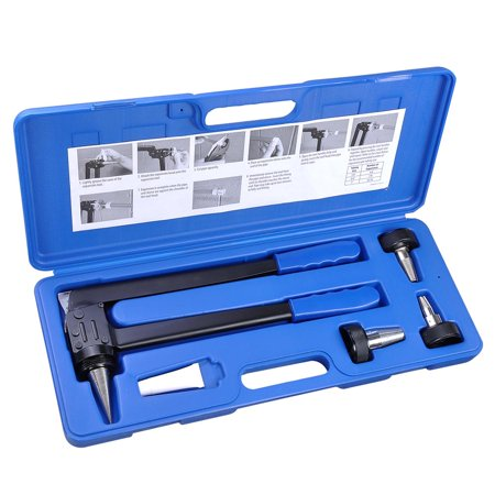 Yescom PEX Expansion Tool Kit Tube Expander with 1/2