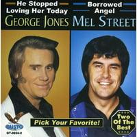 George Jones and Mel Street
