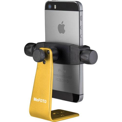 MeFOTO SideKick360 Smartphone Adapter (Yellow)