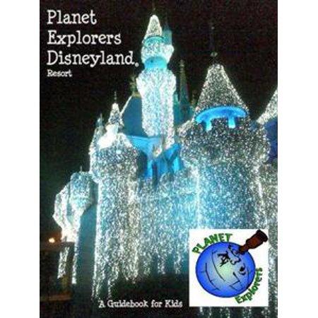 Planet Explorers Disneyland - eBook