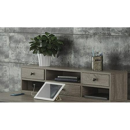 Turnkey Products Llc Franklin 9 5 H X 44 W Desk Hutch