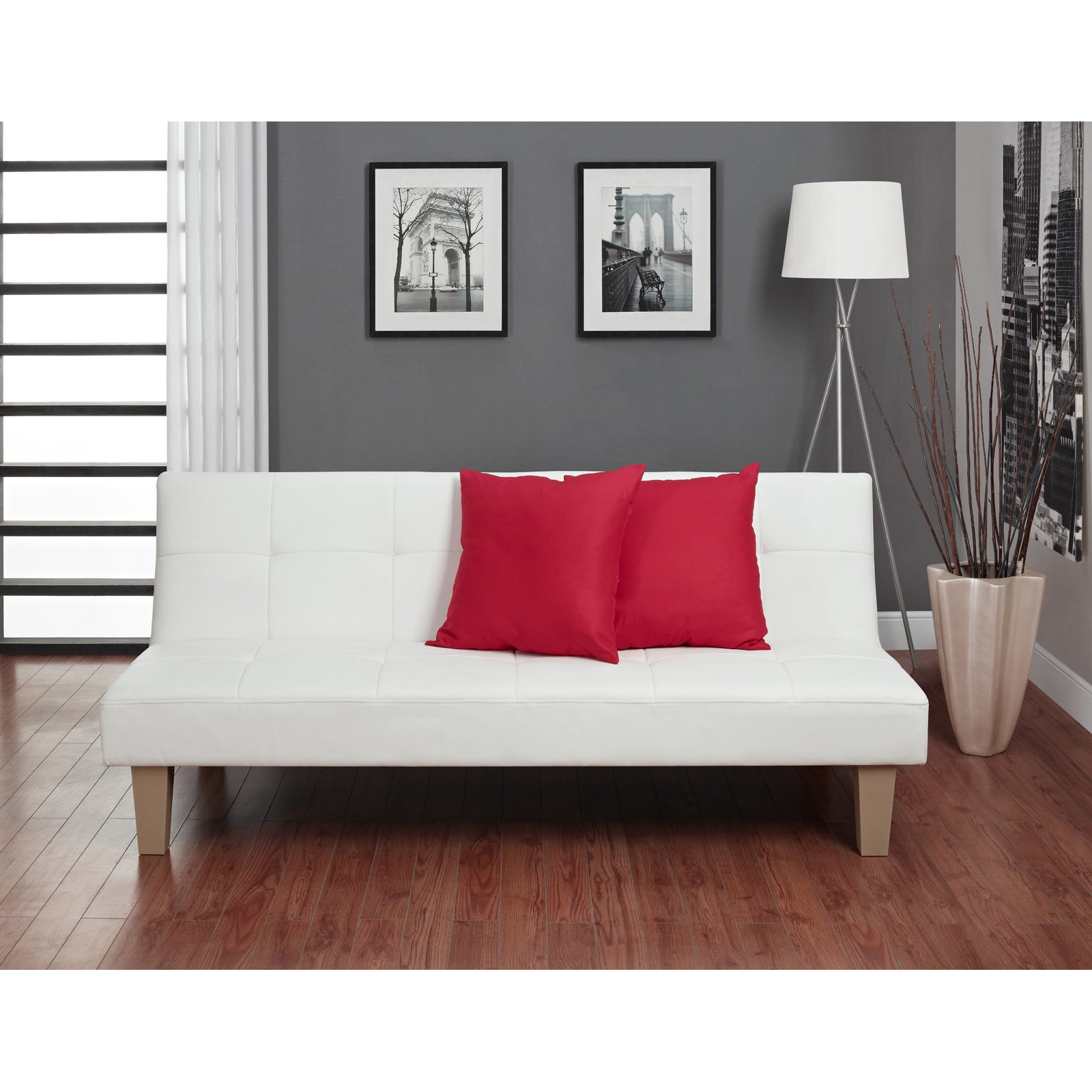 madrid full sleeper free futon today product sofa garden home dhp shipping size futons overstock