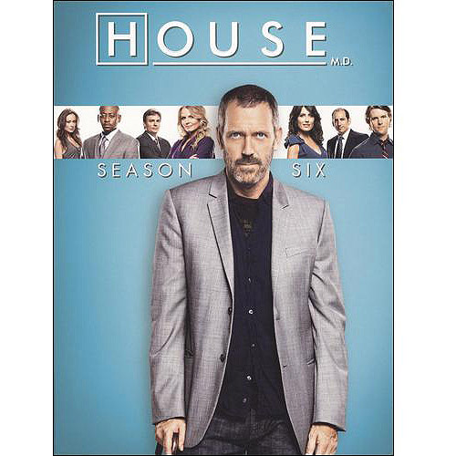 House: Season Six (Widescreen)