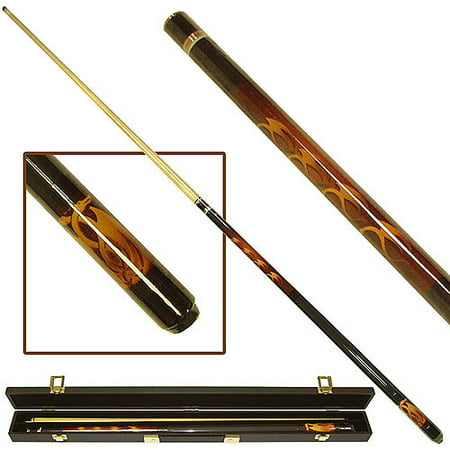 Fantasy Dragon Billiard Pool Cue with Case (Tools Pool Cue Accessories)