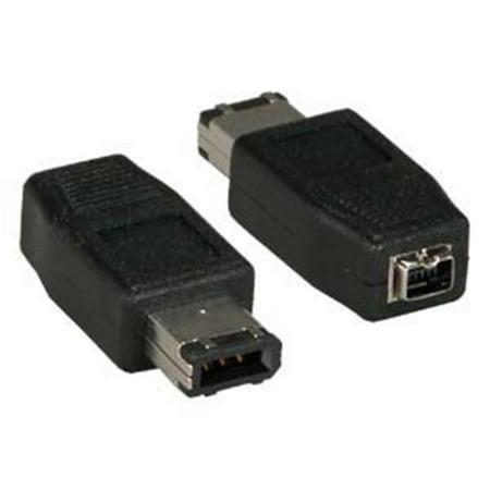 Eagle Electronics 160302 FireWire 6P-M-4P-F Gender - Eagle Electronics
