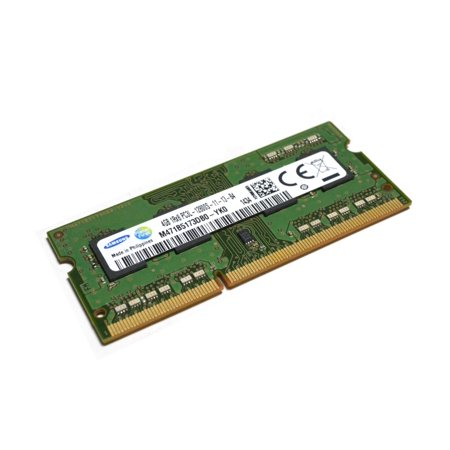 Samsung 4GB DDR3 1Rx8 PC3L-12800S M471B5173EB0-YK0 Laptop RAM Memory Refurbished All Components Laptop Memory
