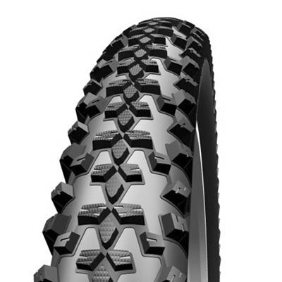 Schwalbe Smart Sam HS 367 Performance Cross/Hybrid Bicycle Tire - Wire Bead