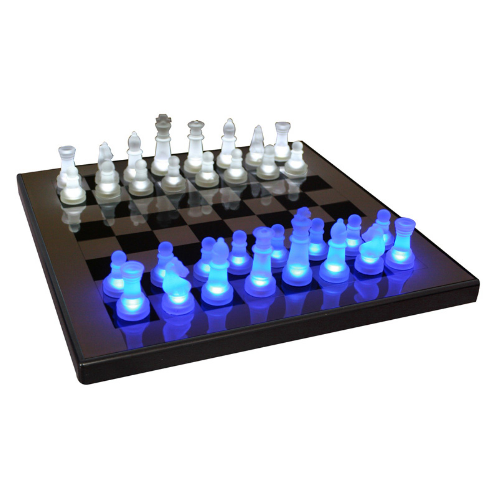 Lumisource LED Glow Chess Set by LumiSource LLC