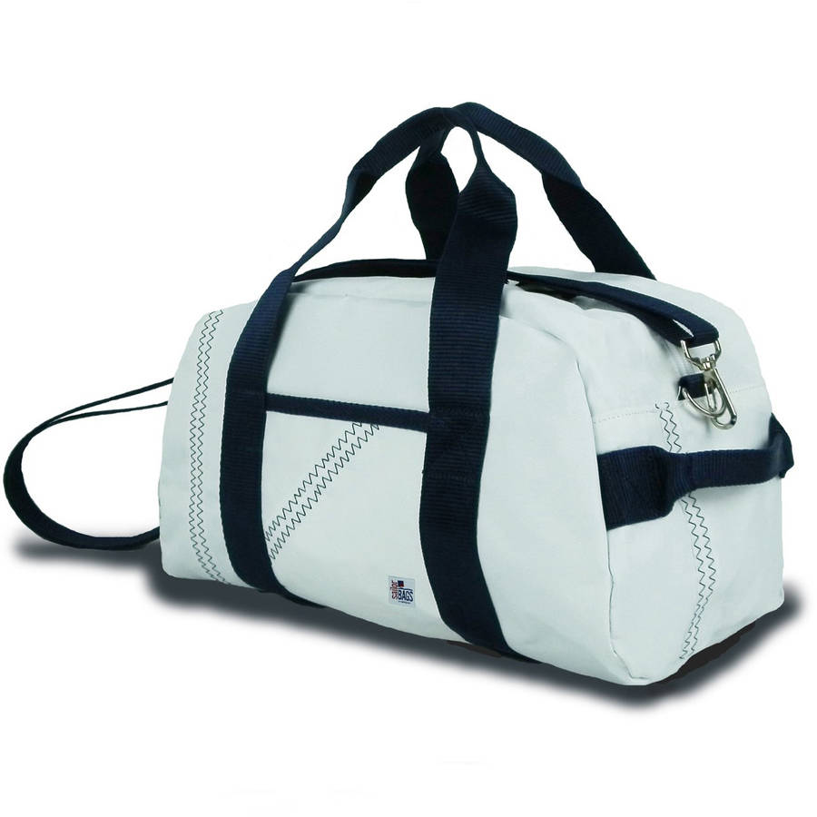 Sailor Bags Mini Duffle with Blue Straps by Generic