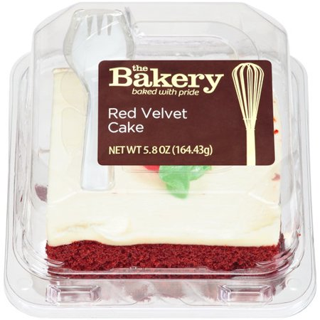The Bakery At Walmart Red Velvet Cake 58 Oz