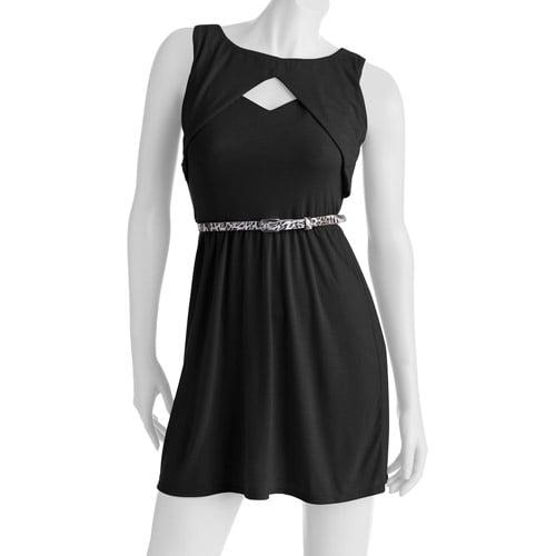Stitch Women's Open Front Belted Dress